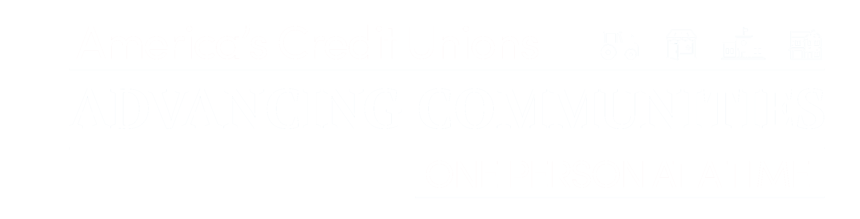 Credit Unions: Advancing Communities